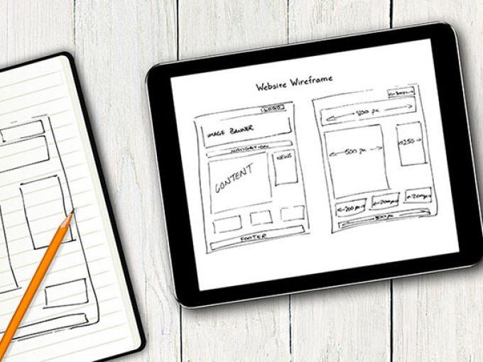Quelles sont les différences entre zoning, wireframe, mockup et prototype?